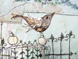 Bird on the Gate Adj 72 dpi